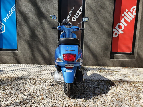 scooter vespa sxl 150cc azul - motoplex san isidro