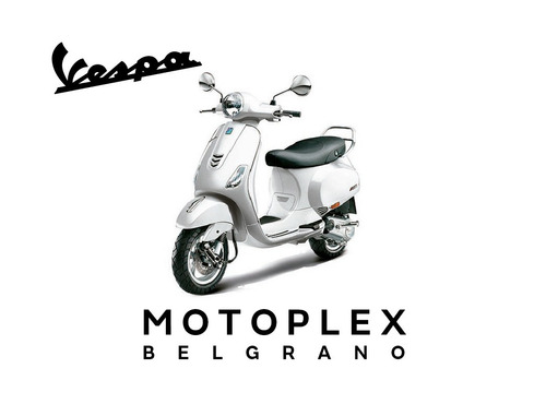 scooter vespa vxl 150 classic entrega inmediata