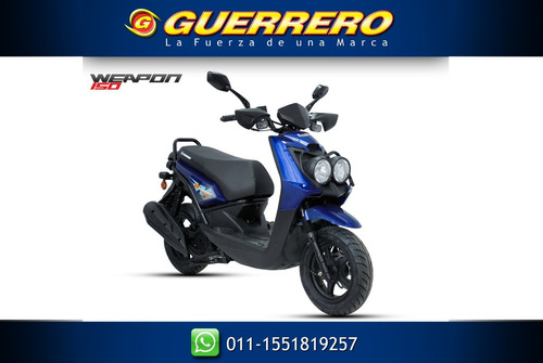 scooter weapon 150