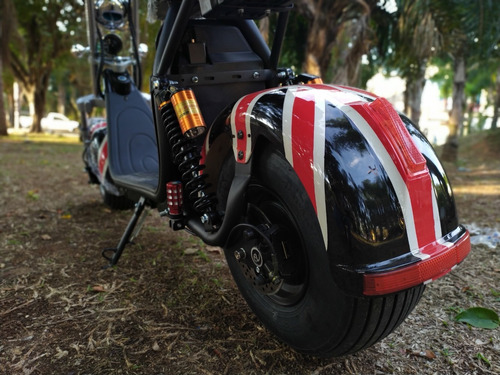 scooter x10 elétrica - 1500w - 02 lugares