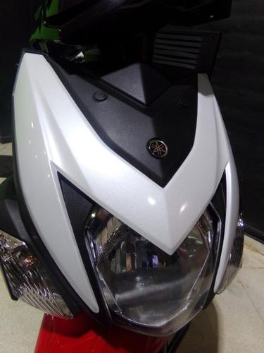 scooter yamaha cignus ray zr 115 2018 0km roja