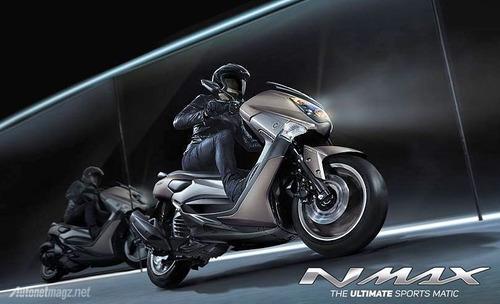 scooter yamaha mod