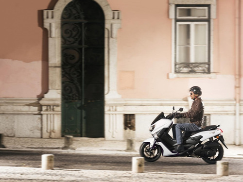 scooter yamaha nm-x / n-max 0km 3 años garantia - motos 32