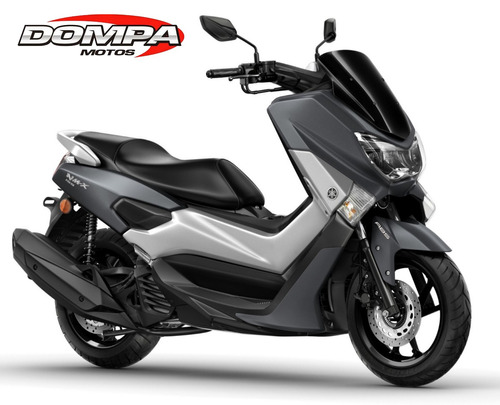 scooter yamaha nmx 155 automatico street abs dompa motos