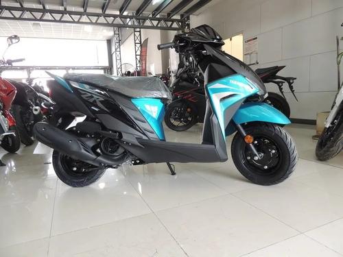 scooter yamaha ray 115  0km 2020 financiá cuotas tarjeta a12
