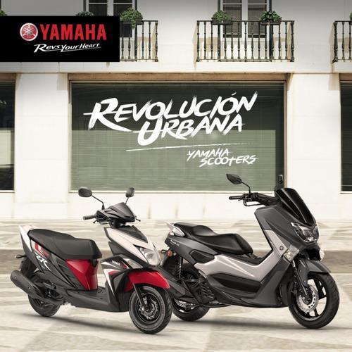 scooter yamaha ray zr 115 modelo 2018 entrega inmediata