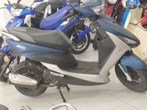 scooter zanella 150 rs  okm!