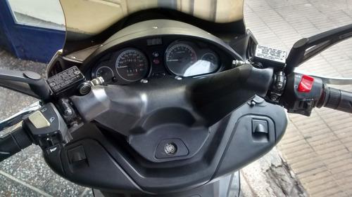 scooter zanella 250 cruiser 2014 blanca