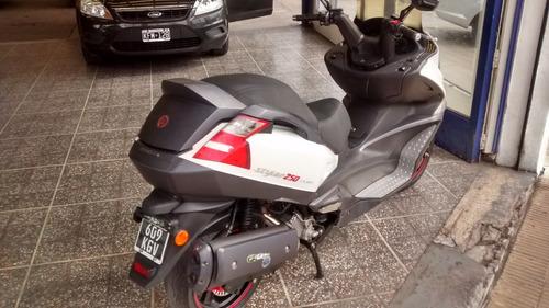 scooter zanella 250 cruiser