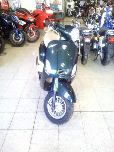 scooter zanella exclusive edizione