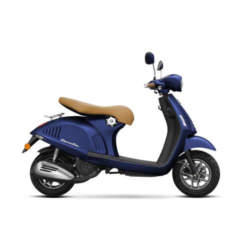 scooter zanella exclusive prima 0 km moto vintage retro