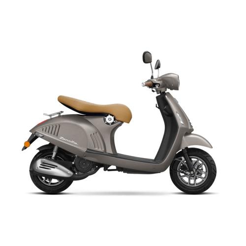scooter zanella exclusive prima vintage retro 0km moto negra