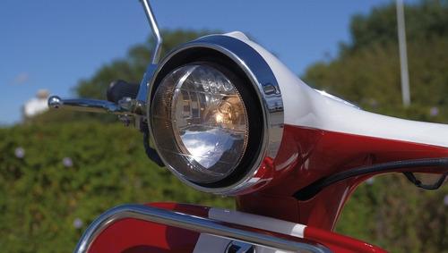 scooter zanella mod 125cc | financiada y empadronada!