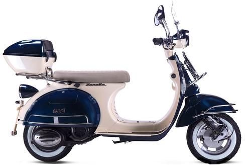 scooter zanella mod 150 0km 2018
