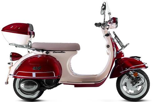 scooter zanella mod 150 0km 2019