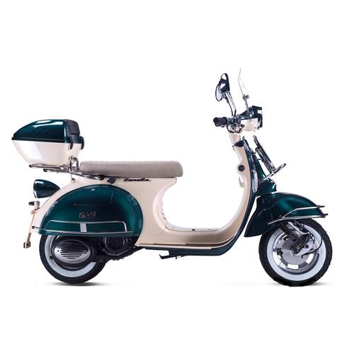 scooter zanella mod 150 motos