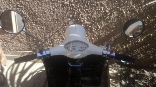 scooter zanella mod 150 nueva