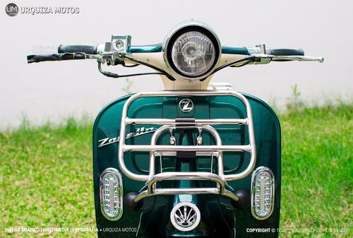 scooter zanella mod 150 retro vintage 0km urquiza motos