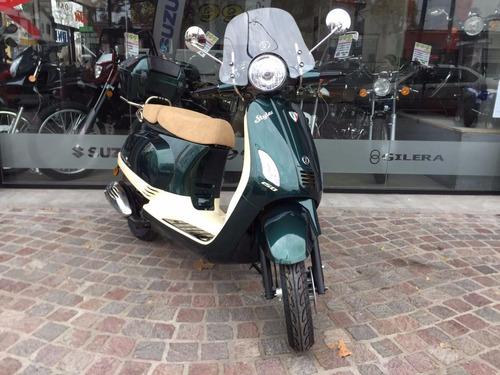 scooter zanella styler 150 moto