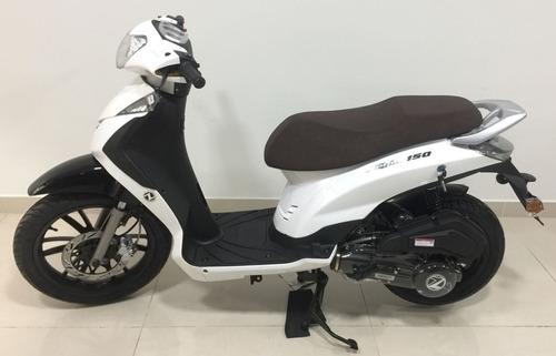 scooter zanella styler 150 r16 2017 0km financiamos
