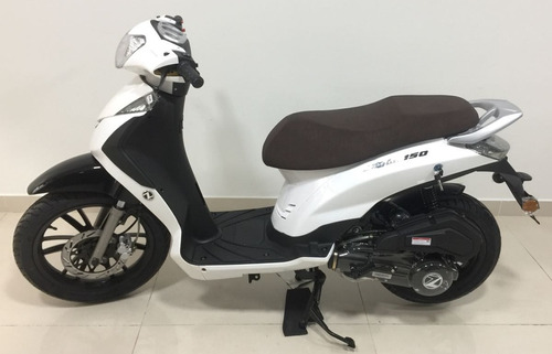 scooter zanella styler 150 r16 2018 0km financiamos