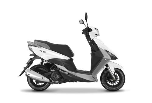 scooter zanella styler 150 rs nuevo modelo 2019 0km rojo