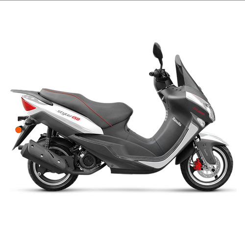 scooter zanella styler cruiser 150 nuevo modelo 0km