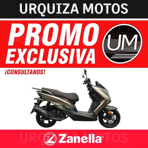 scooter zanella styler cruiser 150 x lanzamiento 0km