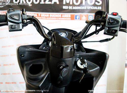 scooter zanella styler cruiser 150 x novedad urquiza motos