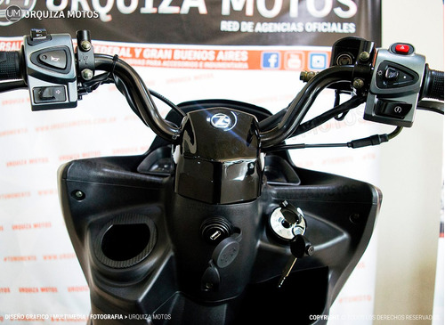scooter zanella styler cruiser 150 x promo 0km urquiza motos