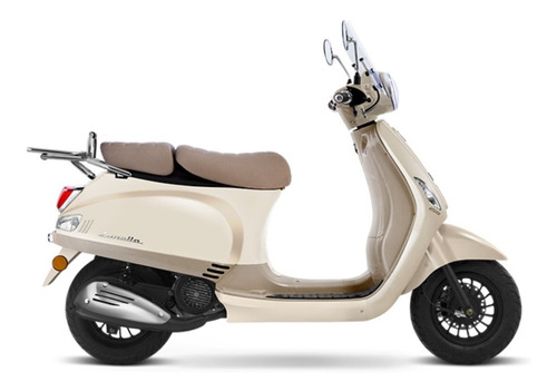 scooter zanella styler exclusive 150 cc moto 0km