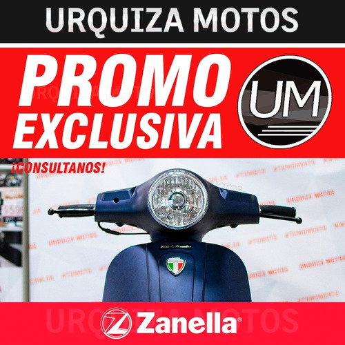 scooter zanella styler exclusive 150 z3 edicion limitada
