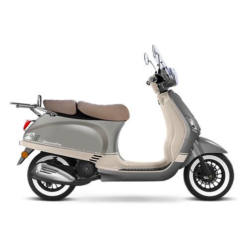 scooter zanella styler exclusive edicion limitada 150 z3 0km