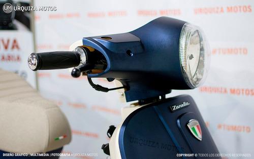 scooter zanella styler exclusive z3 150 edicion limitada 0km