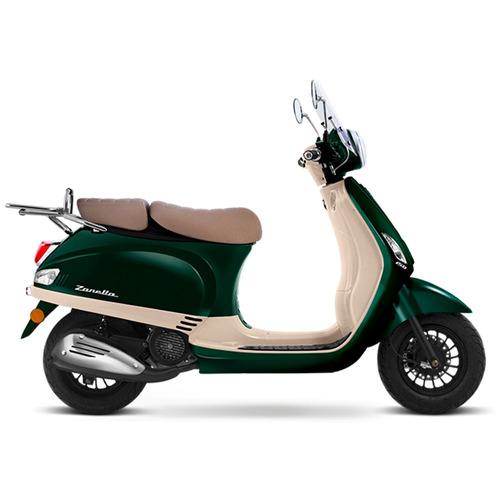 scooter zanella styler z3 150 tipo retro vintage 0km