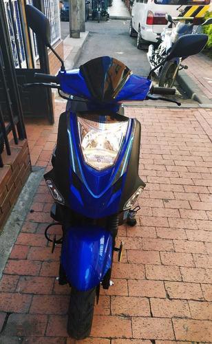 scooters automatica twist kymco nueva