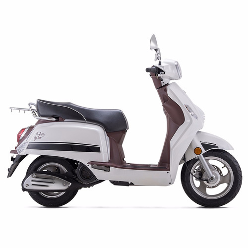 scooters benelli 125 seta