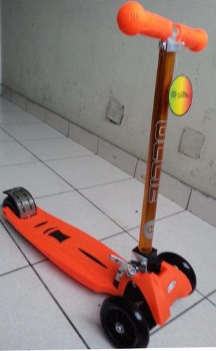 scooters ollie modelo plus niños niñas 6 años a mas