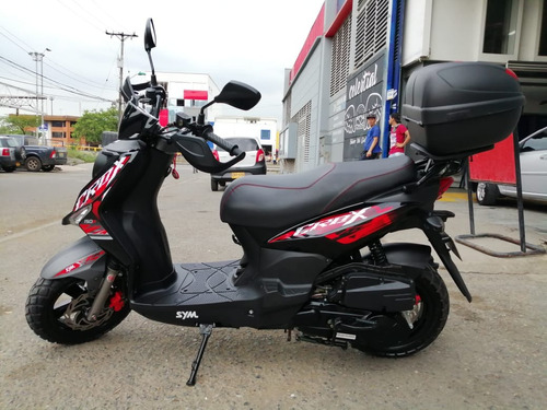 scooters sym crox 150