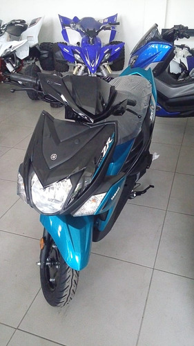 scooters yamaha ray zr 115
