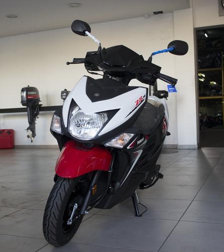 scooters yamaha ray zr 115