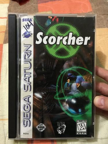 scorcher.  original sega saturn