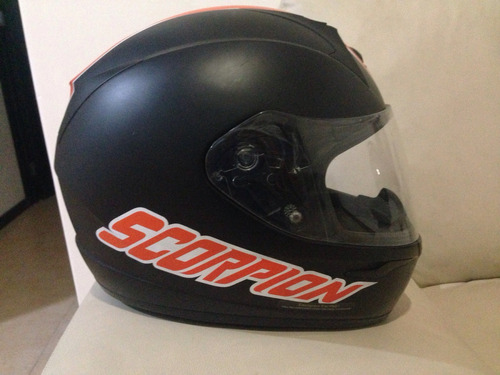 scorpion exo casco