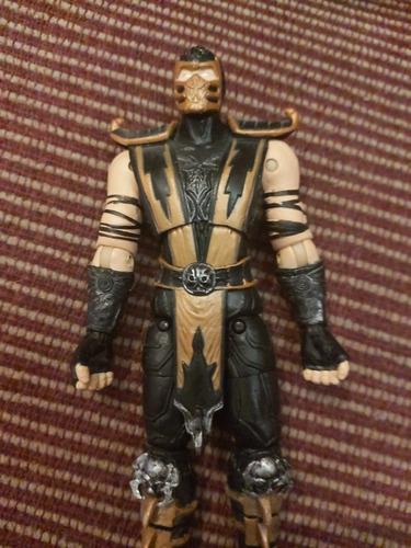 scorpion mortal kombat jazwares