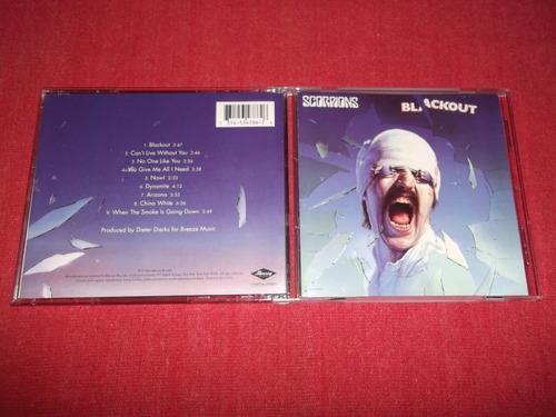 scorpions - blackout cd imp ed 1990 mdisk