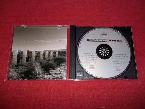 scorpions - crazy world cd imp ed 1990 mdisk