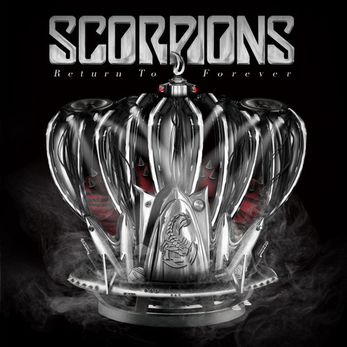 scorpions - return to forever 2015, nuevo y sellado