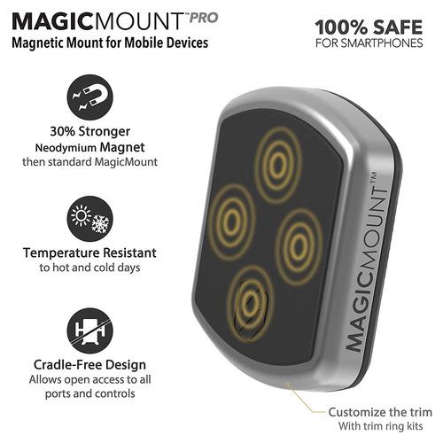 scosche mpda magicmount pro soporte magnético universal par