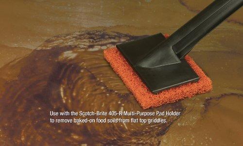 scotch-brite 746 limpieza rápida para trabajo pesado planch