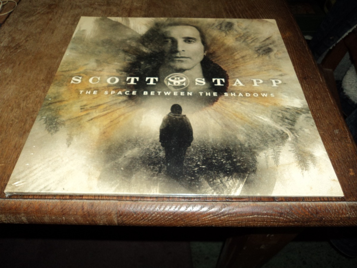 Scott Stapp The Space Between The Shadows Vinilo Lp Creed